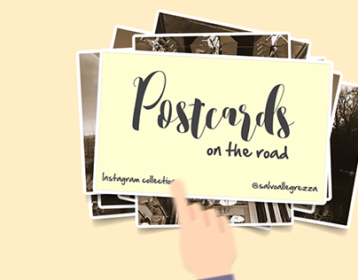 Postcard ontheroad - Personal Instagram collection