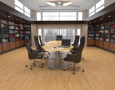 Office Meeting 3D