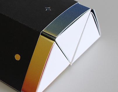 Packaging for Asimov, spatial food by Ferran Adriá