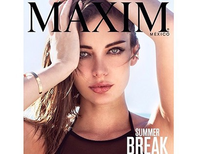 MAXIM (Mexico's and Indonesia's COVER)