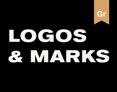 Logos & Marks · ∞