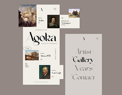 Agoka - Free Personal Use Classic Typeface
