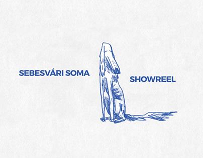 Showreel 2o2o
