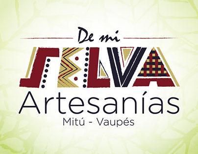 DE MI SELVA ARTESANIAS BRANDING