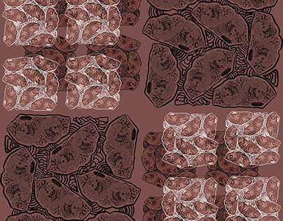 QUEEN TINGS PATTERN DESIGN