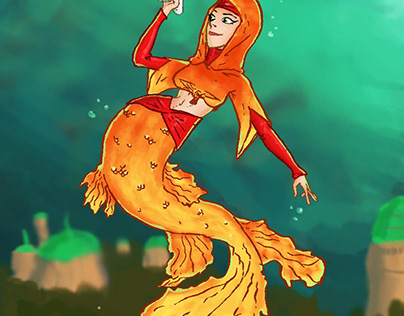 Naboo Mermaiden
