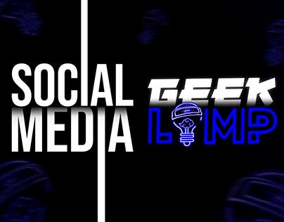 Social Media   GEEK LAMP