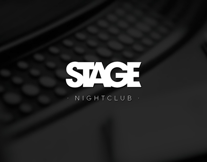 Flyer Design / Stage Nightclub (2017)