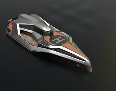 Yacht Concept Nami