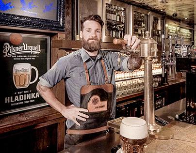 Pilsner Urquell Virtual Brewery Tour