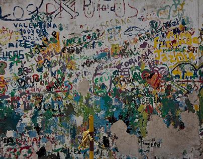 Urban Graffiti (Montevideo & Colonia del Sacramento)