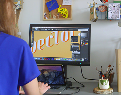Meet the illustrator!