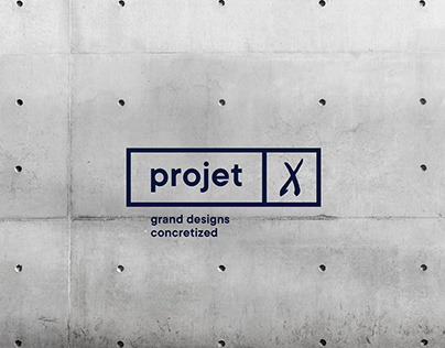 Projet X - Rebranding