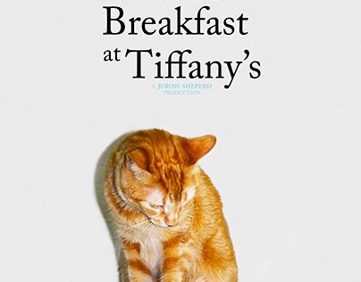 Cartel para la película Desayuno con diamantes