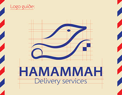 Delivery Services | HAMAMMAH LOGO