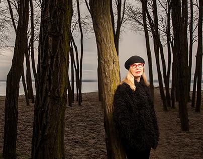 video portrait of Rosanne Olson