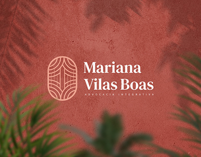 Mariana Vilas Boas | Identidade Visual