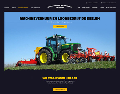 Machineverhuur