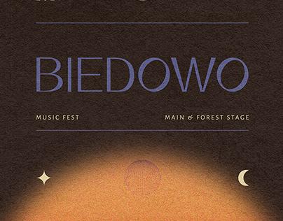 Biedowo Music Fest: Identity