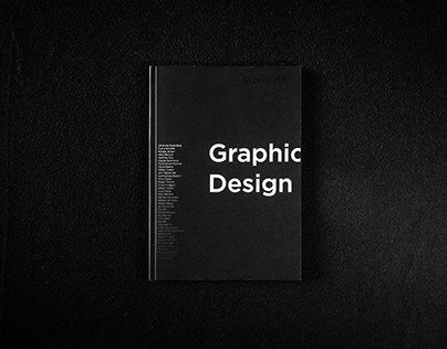 A hundred pages of Graphic Design