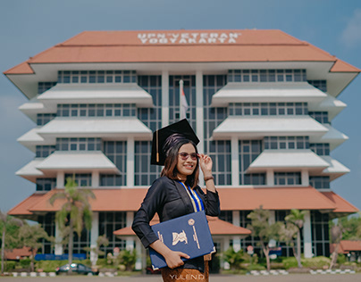 Graduation UPN - Yogyakarta