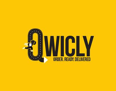 Qwicly App | Logo Design