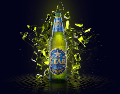STAR BEER Keyvisual