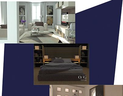 Logo for OG Interior designer