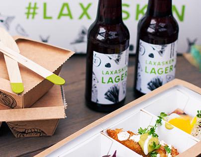 #LAXASKEN Food Packaging Design