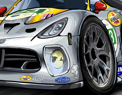 SRT Motorsports Viper