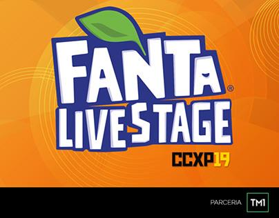 Fanta Live Stage CCXP 2019