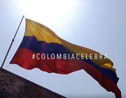 PROYECTO: #colombia celebra