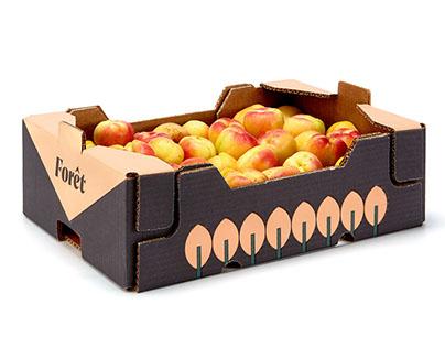 Forêt (apricots)