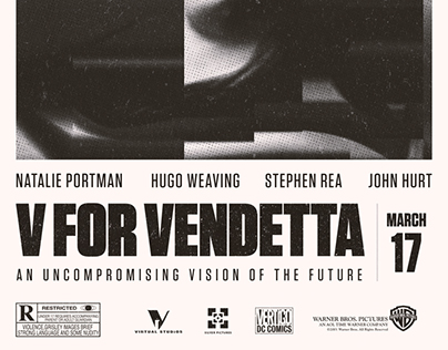 V for Vendetta | Posters