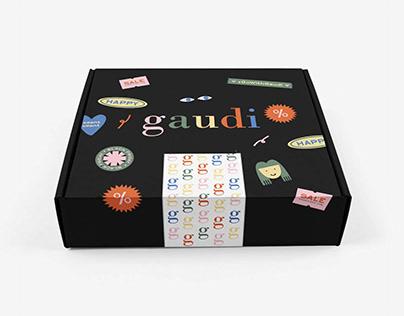 Repackaging Gaudi: Black Friday Edition