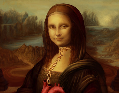My Mona Lisa Version