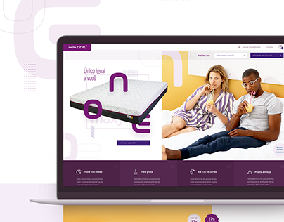 Maxflex One - UI/UX Website Ecommerce