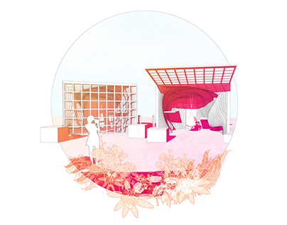 Crative Cave - Workplace of the future - Competition