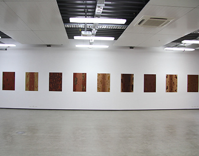 Bridget Inder - MFA Solo Exhibition