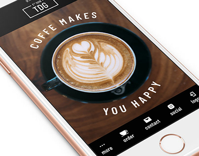 UX/UI The Daily Grind