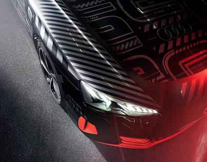 Audi e-tron GT prototype