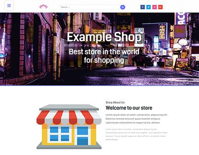 Ecommerce website 3