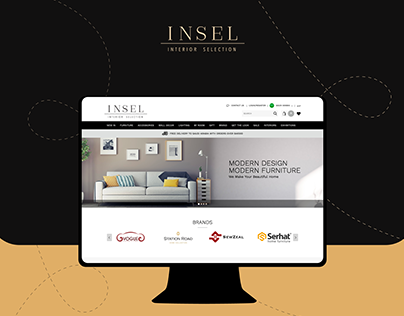 Insel Interior Selection