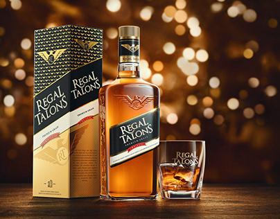 Regal Talons Whisky / Cgi
