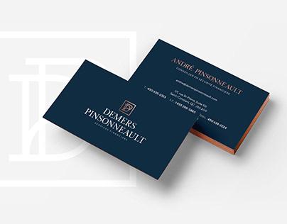 2019 | Demers Pinsonneault - Services financiers