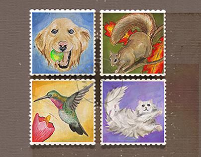 Stamps   Seasons