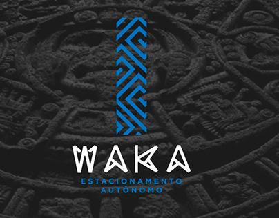 Waka - Estacionamento autônomo
