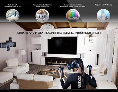 VR Architecture Development