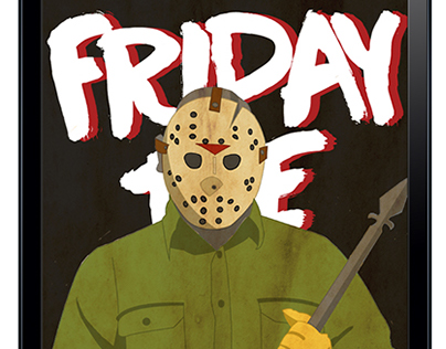 Friday the 13th Magazine