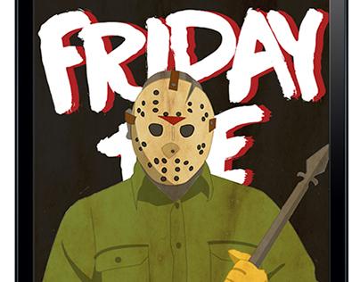 Friday the 13th Magazine